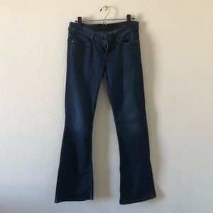 Guess Jeans Foxy Flare Size 30